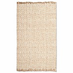 Safavieh Natural Fiber Brie 3-Foot x 5-Foot Area Rug in Natural/Ivory