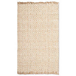 Safavieh Natural Fiber Brie Rug in Natural/Ivory