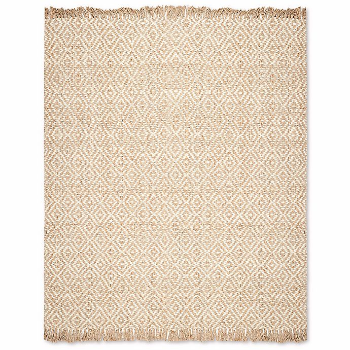 Alternate image 1 for Safavieh Natural Fiber Brie 8-Foot x 10-Foot Area Rug in Natural/Ivory
