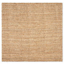 Safavieh Natural Fiber Mallory 4-Foot Square Area Rug in Natural