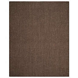 Safavieh Natural Fiber Mallory 9-Foot x 12-Foot Area Rug in Brown