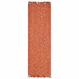 Safavieh Natural Fiber 2-Foot 6-Inch x 20-Foot Skylar Rug in Rust