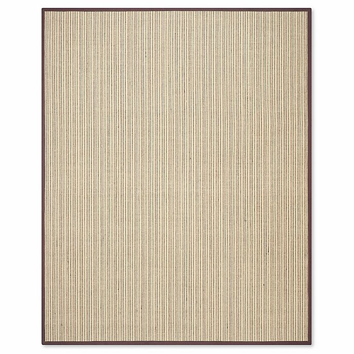 Alternate image 1 for Safavieh Natural Fiber Collection Courtney 8-Foot x 10-Foot Rug in Blue/Purple