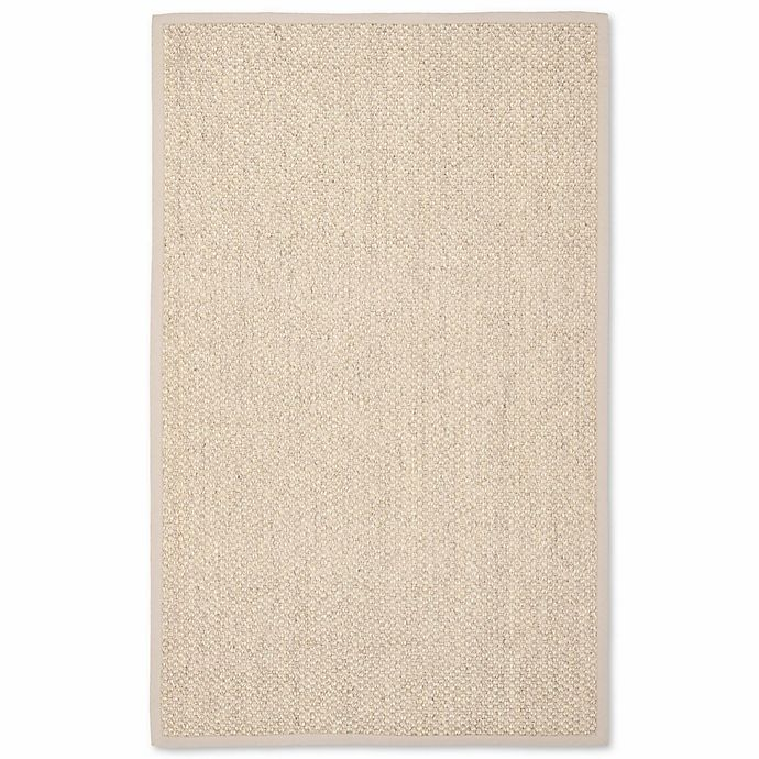 Alternate image 1 for Safavieh Natural Fiber Shannon 5-Foot x 8-Foot Area Rug in Marble