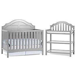 Child Craft™ Penelope Nursery Furniture Collection in Cool Grey