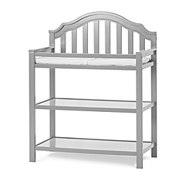 Child Craft™ Penelope Changing Table in Cool Grey