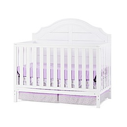 Child Craft™ Penelope 4-in-1 Convertible Crib in Matte White