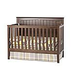 Craft Child™ Sheldon 4-in-1 Convertible Crib in Slate Brown