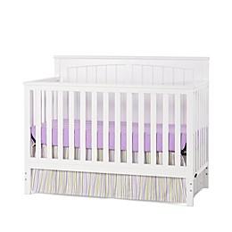 Craft Child™ Sheldon 4-in-1 Convertible Crib in Matte White