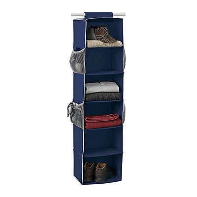 Studio 3B™ 6-Shelf Hanging Sweater Organizer