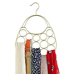 Purse-Shaped Scarf Hanger