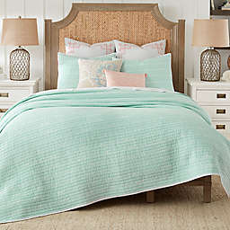 Coastal Living® Sand Script Quilt Set