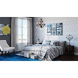 Modern Geo Bedroom