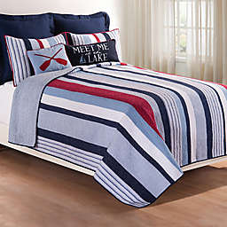 Preston Reversible Full/Queen Quilt