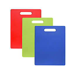 Dexas® 10.87-Inch x 14.37-Inch Jelli® Chop & Scoop® Cutting Board