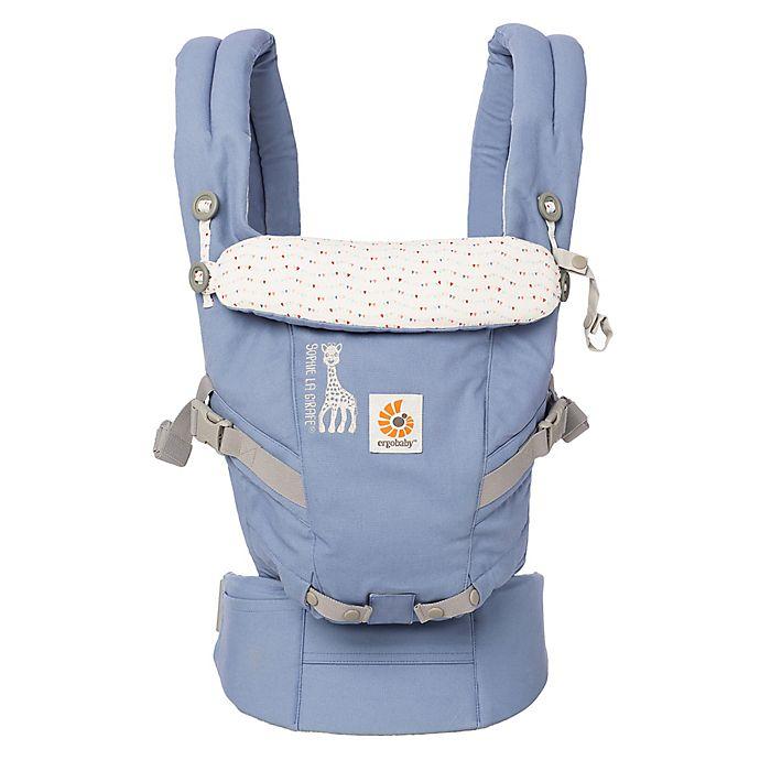 db010492e2e Ergobaby™ Adapt 3-Position Baby Carrier in Sophie La Girafe® Festival