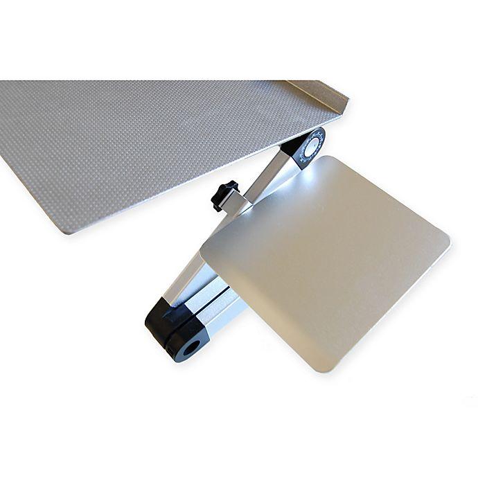 Alternate image 1 for Uncaged Ergonomics WorkEZ Adjustable Mouse Platform