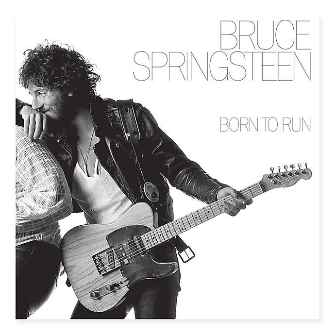 Bruce Springsteen Born to Run Vinyl Album  Bed Bath amp Beyond