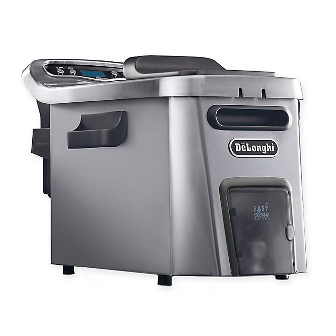 Alternate image 1 for De'Longhi Livenza Deep Fryer with Easy Clean System
