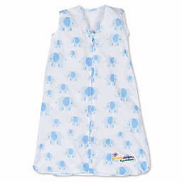 Miracle Blanket® Medium Miracle Sleeper® in Blue Elephant