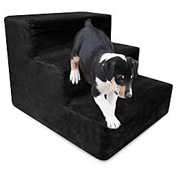 High Density Foam 3 Steps Pet Stairs