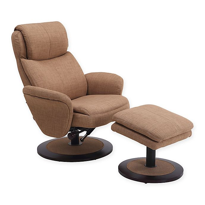 Prime Comfort Chair Swivel Recliner And Ottoman Set Bed Bath Ncnpc Chair Design For Home Ncnpcorg