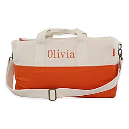 CB Station 16.5-Inch Color Block Duffle Bag