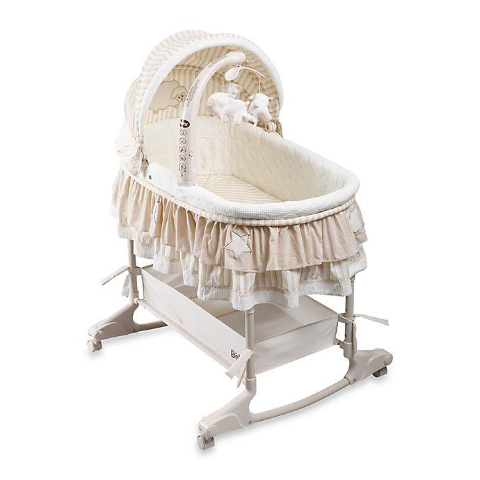 Alternate image 1 for Delta Briarwood Bassinet