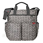SKIP*HOP® Duo Signature Diaper Bag in Grey Feather