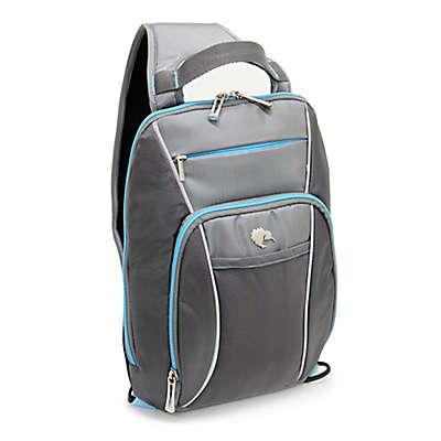 Bluekiwi™ KOHA Universal Sling Pack in Graphite/Aqua