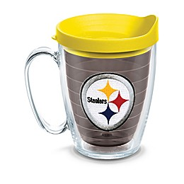 Tervis® NFL Pittsburgh Steelers 15 oz. Emblem Mug