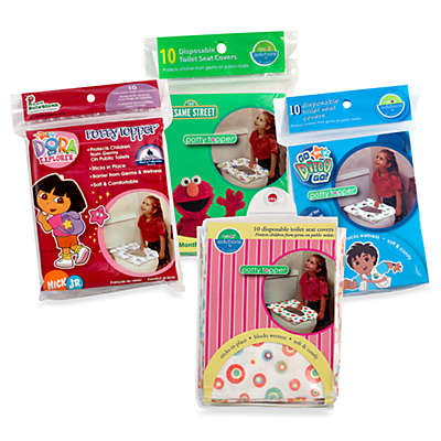 Neat Solutions® Potty Topper® (Pack of 10)