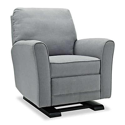 Bertini® Raine Glider Recliner in Grey