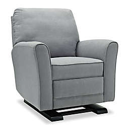Bertini® Raine Glider Recliner in Grey