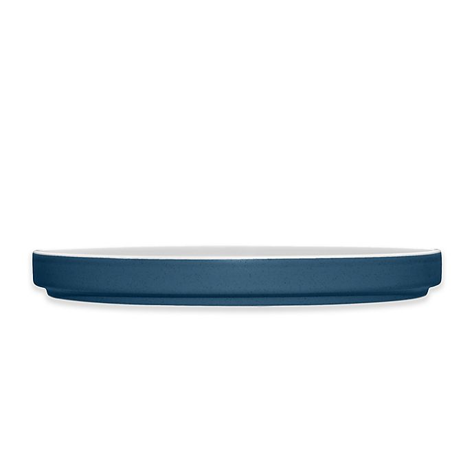 Alternate image 1 for Noritake® ColorTrio Stax Salad Plate in Blue/Grey