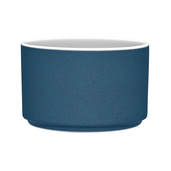 Alternate image 1 for Noritake® ColorTrio Stax Mini Bowl in Blue/Grey