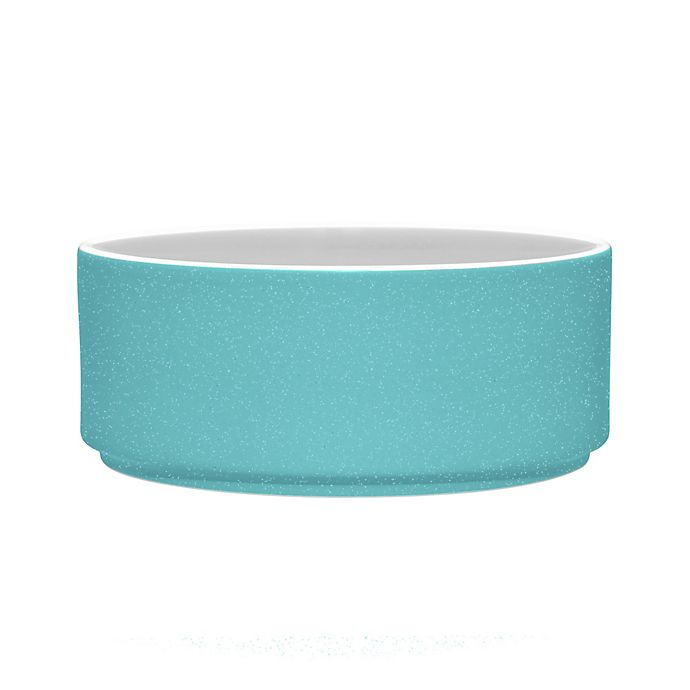 Alternate image 1 for Noritake® ColorTrio Stax Soup/Cereal Bowl in Turquoise