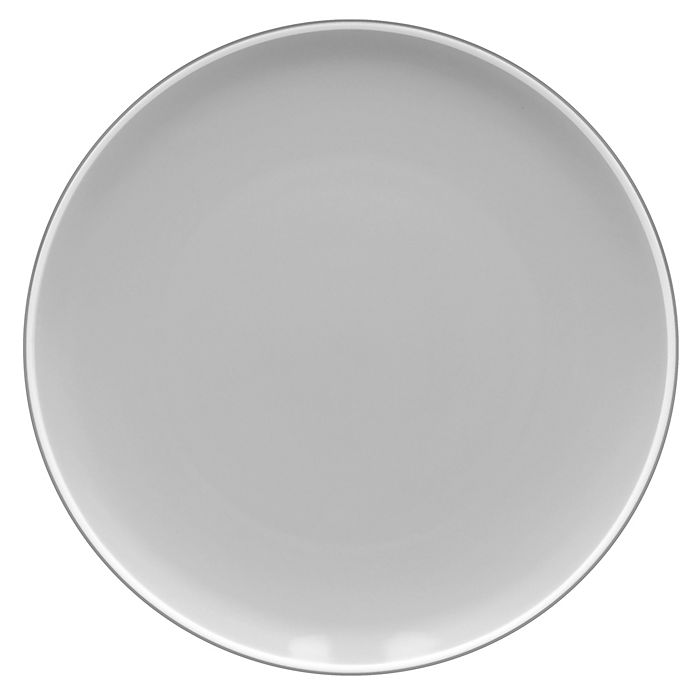 Noritake Colortrio Coupe Dinner Plate In Slate Bed Bath Beyond