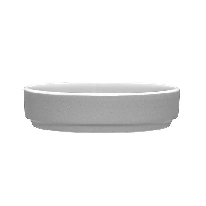 Alternate image 1 for Noritake® ColorTrio Stax Mini Plate in Slate