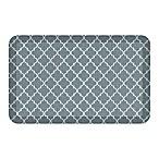 GelPro® NewLife® Lattice 20-Inch x 32-Inch Designer Comfort Mat in Mineral Grey