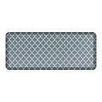 GelPro® NewLife® Lattice 20-Inch x 48-Inch Designer Comfort Mat in Mineral Grey