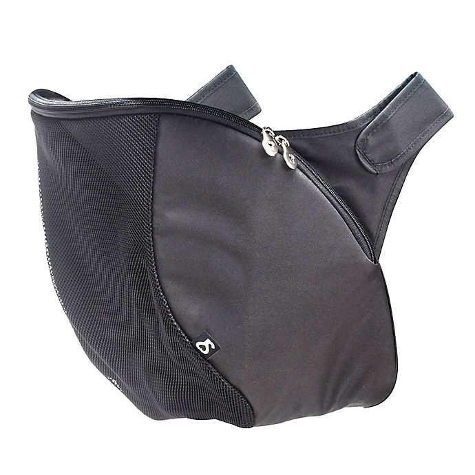 Alternate image 1 for Doona™ Snap-on Bag Storage in Black
