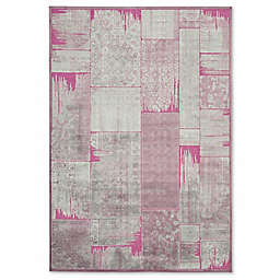 Safavieh Paradise Killian 8-Foot x 11-Foot 2-Inch Rug in Purple/Fuchsia