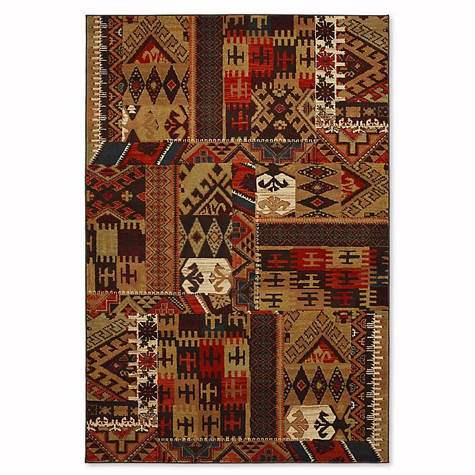 Alternate image 1 for Mohawk Home Madison Louis And Clark Bark 5-Foot 3-Inch x 7-Foot 10-Inch Area Rug in Brown