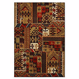 Mohawk Home Madison Louis and Clark Bark Rug in Brown