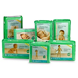 Seventh Generation™ Free and Clear Chlorine-Free Disposable Diapers