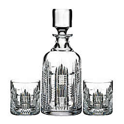 Waterford® Dungarvan 3-Piece Decanter Set