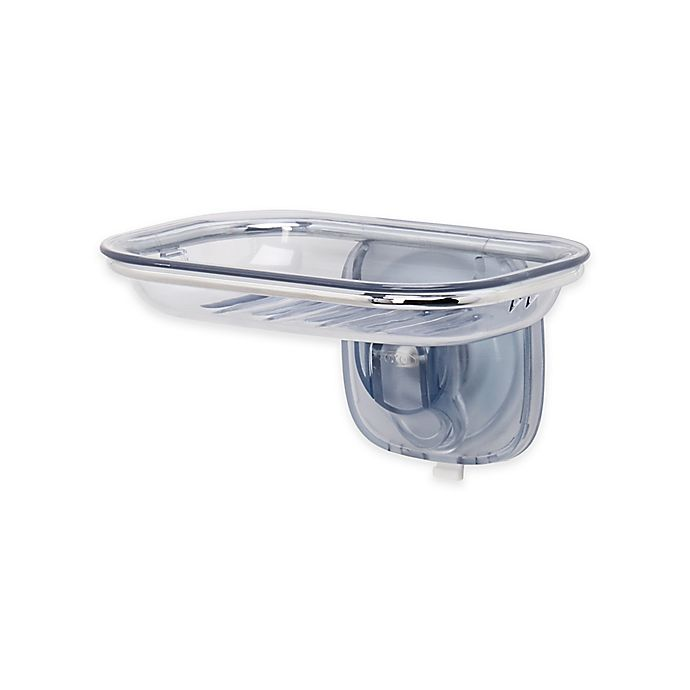 Alternate image 1 for OXO Good Grips® Stronghold™ Suction Soap Dish