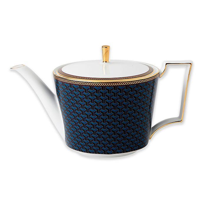 Alternate image 1 for Wedgwood® Byzance Teapot