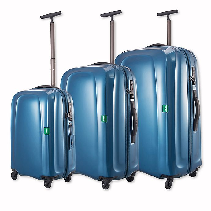 ae2c390df Lojel Lumo Ultralight 4-Wheel Spinner Suitcase Collection | Bed Bath ...